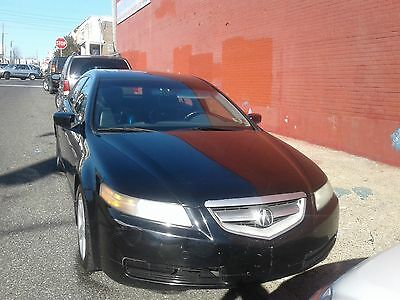 2005 Acura TL Base Sedan 4-Door 2005 Acura TL