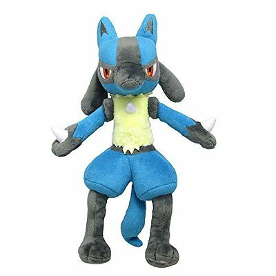 Pokemon ALL STAR COLLECTION Lucario 18cm Plüsch (Japan Import)