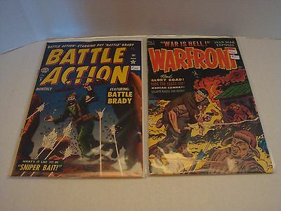Battle Action 9 and Warfront 1
