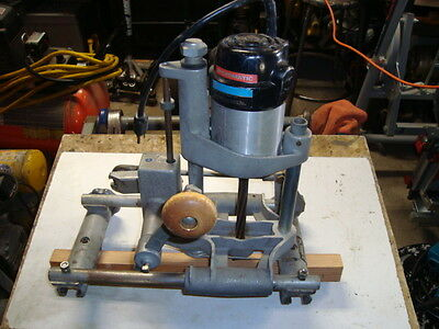 Rockwell Speedmatic Lock Mortiser - Model 513