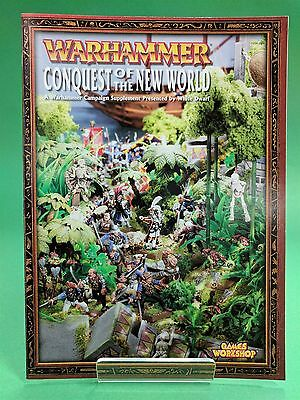 Warhammer Fantasy Conquest Of The New World Lustria Campaign Supplement