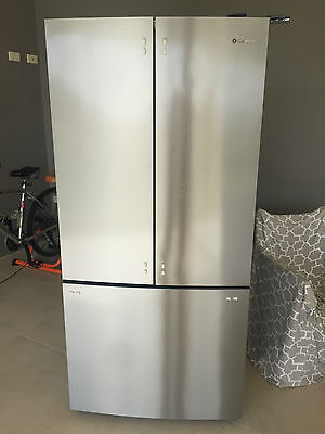 Westinghouse 510L French Door Stainless Steel Fridge