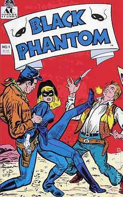 Black Phantom (1989 AC) #1 FN