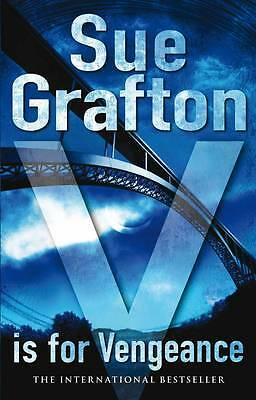 V is for Vengeance, Sue Grafton, Excellent