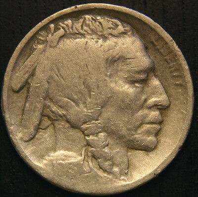 1913d Buffalo Nickel! Type I! Must See!