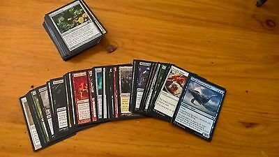 Magic The Gathering MTG TCG 100 assorted cards