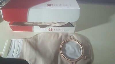 Hollister #18184 New Image Drainable Pouches/Filters w/Lock 'n Roll - Box/10