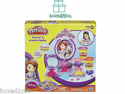 Hasbro PLAY-DOH Disney SOFIA THE FIRST - Amulet & Jewels Vanity
