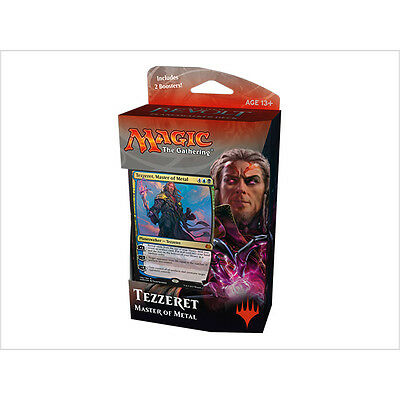 Magic the Gathering Aether Revolt Planewalker Deck Tezzeret