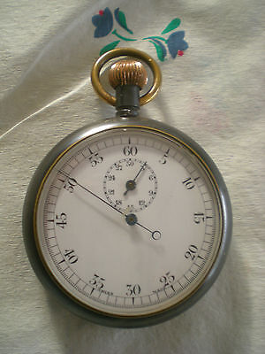 Antique Stop Watch - Mechanical In Excellent Condition