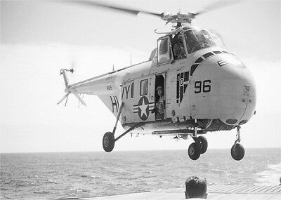 "Photo 7x5"" SIKORSKY UH-19"