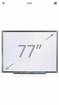 Sb600 Series Smart White Board With Smartboard Pens And Eraser