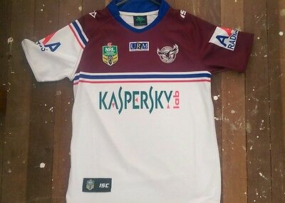 manly sea eagles jersey