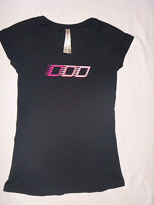 Womens Lorna Jane Black Top Size M