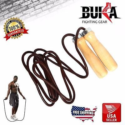 BUKA GEARS Skipping Rope Exercise Rope Training Boxing Fitness Gym Speed Rope