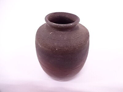 2810274: Japanese Tea Ceremony / Chaire (Tea Caddy) / Bizen Ware / Artist's Work