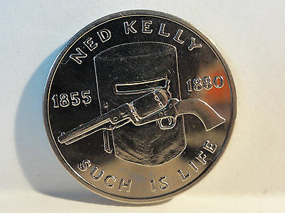 Australia - A Bicentennial Medal Collection - Ned Kelly