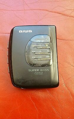Aiwa HS-GS122 Personal Cassette Players