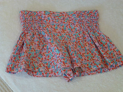 Coco And Ginger Skirt Divided Size S/7 Pink Floral Top Order