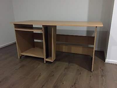 Study Or Home Office Desk - Very Good Condition - Officeworks