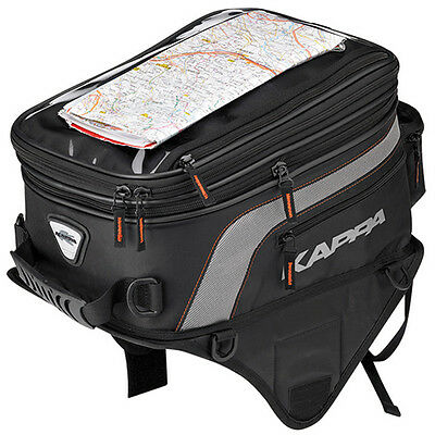 KAPPA Motorcycle Magnetic Expandable Tank Bag 14l-24l LH200