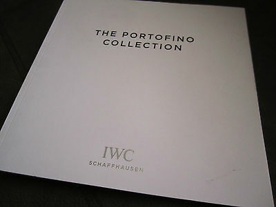 IWC watch PORTOFINO CATALOGUE 2014 / 2015 - Brochure.