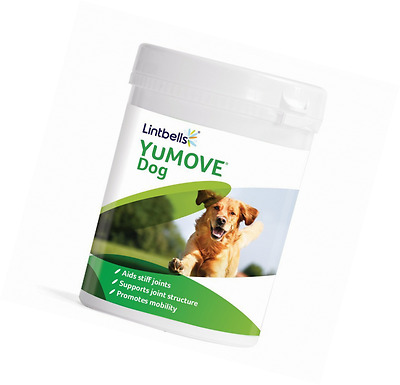 Lintbells YuMOVE Dog Joint Supplement for Stiff and Older Dogs (300 Tablets)
