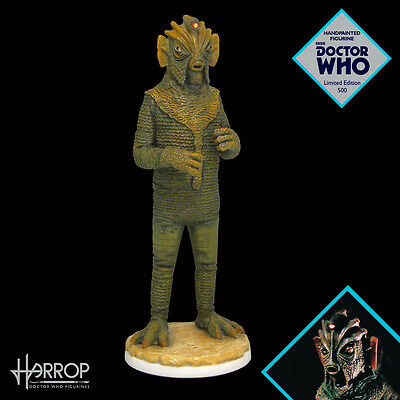 Silurian (1970) - Doctor Who Figurine - Robert Harrop - Limited Edition 500