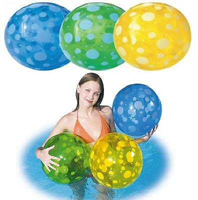 Bestway 51Cm Inflatable Beach Ball Holiday Swimming Pool Party Blow Up Spotted