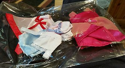 Angelina ballerina clothes, Angelina's 3 little outfits exc