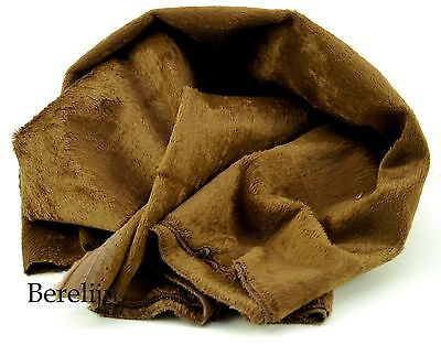 "Viscose Fat 1/4 yard 6 mm. / 0,25"" Brown V104"