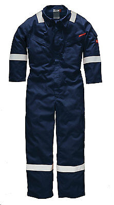 Dickies Mens Lightweight Pyrovatex Coverall Various Color and Size FR5401