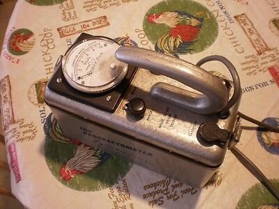 "Vintage Goldak GC-235 Geiger Counter ""Franken-meter"""
