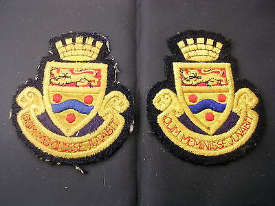 Maidstone, Old Maidstonian Society Blazer Badges