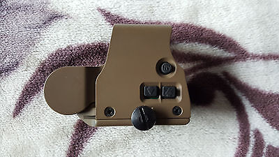 We Airsoft Europe Tan 886 Holo Sight