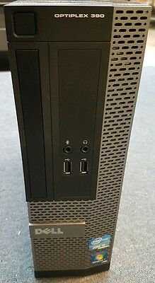 PC DELL OPTIPLEX 390SFF  core I3 - 3 gigas - HDD 250