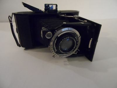 VINTAGE OLD Voigtlander (Voigtländer) BESSA 1 Folding Camera Medium Format