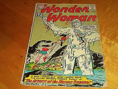 Wonder Woman Issue # 135 DC Comics 1962 1942-1986 1st Series Silver Age