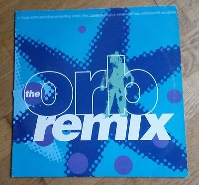 The Orb : Ever Growing Pulsating Brain (Remix) VGC, Acid, House, Dance, Rave