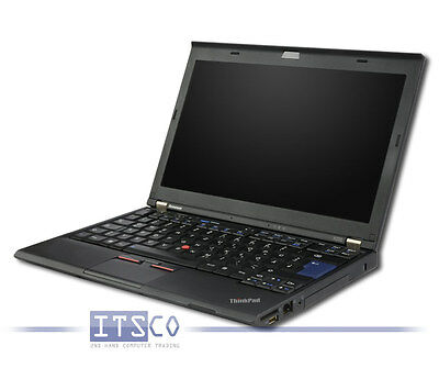 NOTEBOOK LENOVO THINKPAD X220i INTEL DUAL-CORE 2x 1.1GHz 2GB RAM 320GB HDD