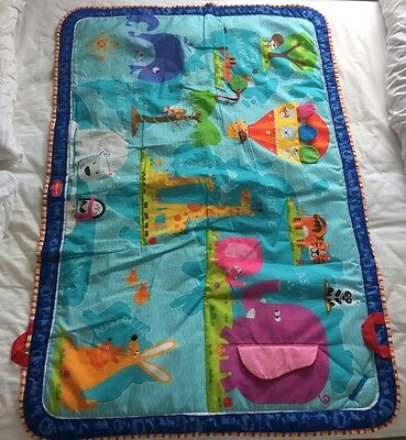 TinyLove - Explore the World - baby playmat from John Lewis, new borns onwards.