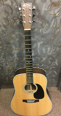 MARTIN & CO. D-28 6 String Acoustic Dreadnought Guitar-USA w/Case-MINT CONDITION