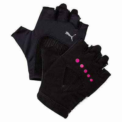 GUANTI FITNESS PALESTRA guantini donna PUMA GYM GLOVES ACTIVE TRAINING 041265 04