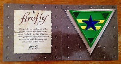 Firefly Independents Patch Loot Crate Exclusive 12/16 NEW