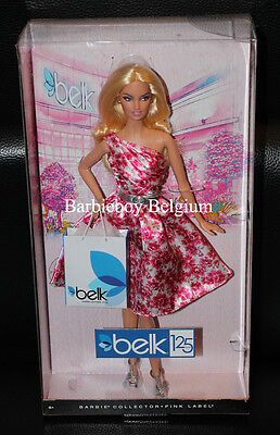 Belk Barbie 125th Anniversary Doll NRFB