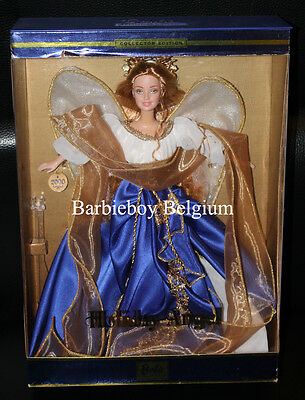2000 Holiday Angel Barbie Doll Collector Edition NRFB