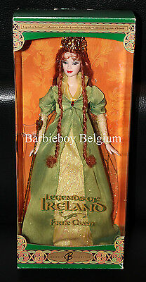 Faerie Queen Barbie Doll NRFB