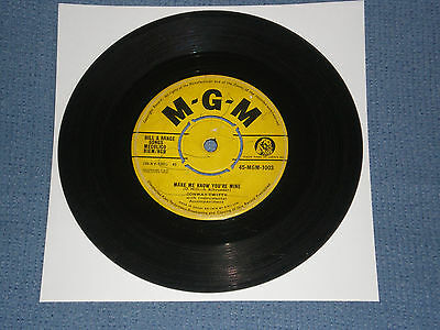 "Conway Twitty - The Story Of My Love - 1959 Mgm 7"" Single - Rock & Roll Gem"
