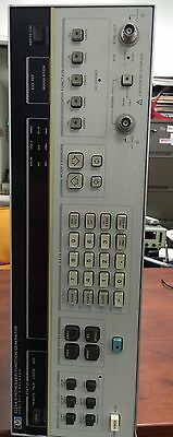 HP 3325A Snythesized Function Generator w/ Opt. 001 WORKING