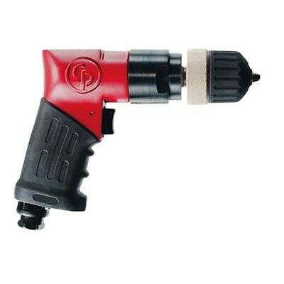 "Chicago Pneumatic 3/8"" Drill, Reversible, Keyless Chuck CP9792"